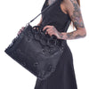 Tough Knuckle Pentacult Purse - Black