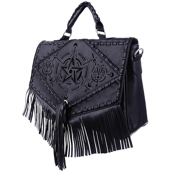 Boho Witch Messenger Bag