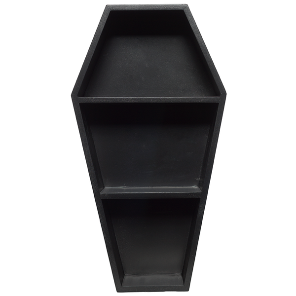 Coffin Shelf - Black