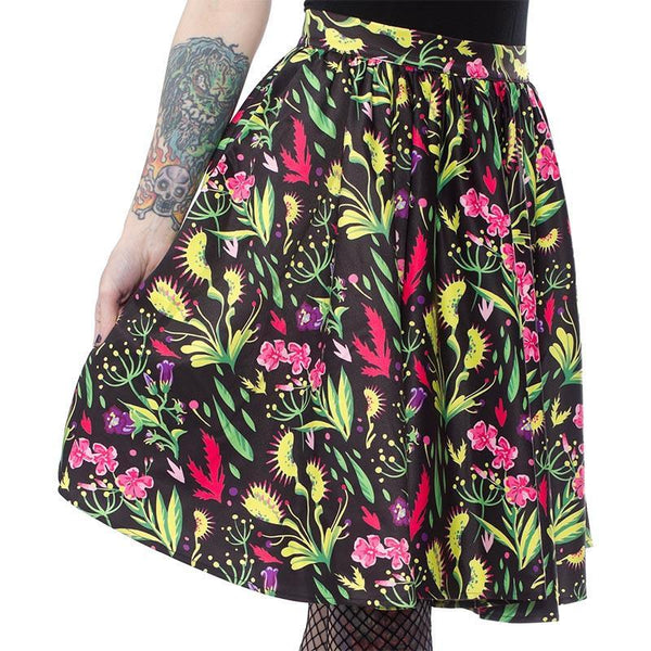 Size Small - Deadly Beauties Sweets Skirt