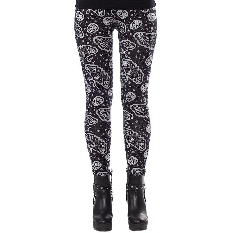 Death Moth Leggings