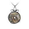 Steamed Astrolabe Pendant
