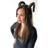 Sinister Demon Horns Headband