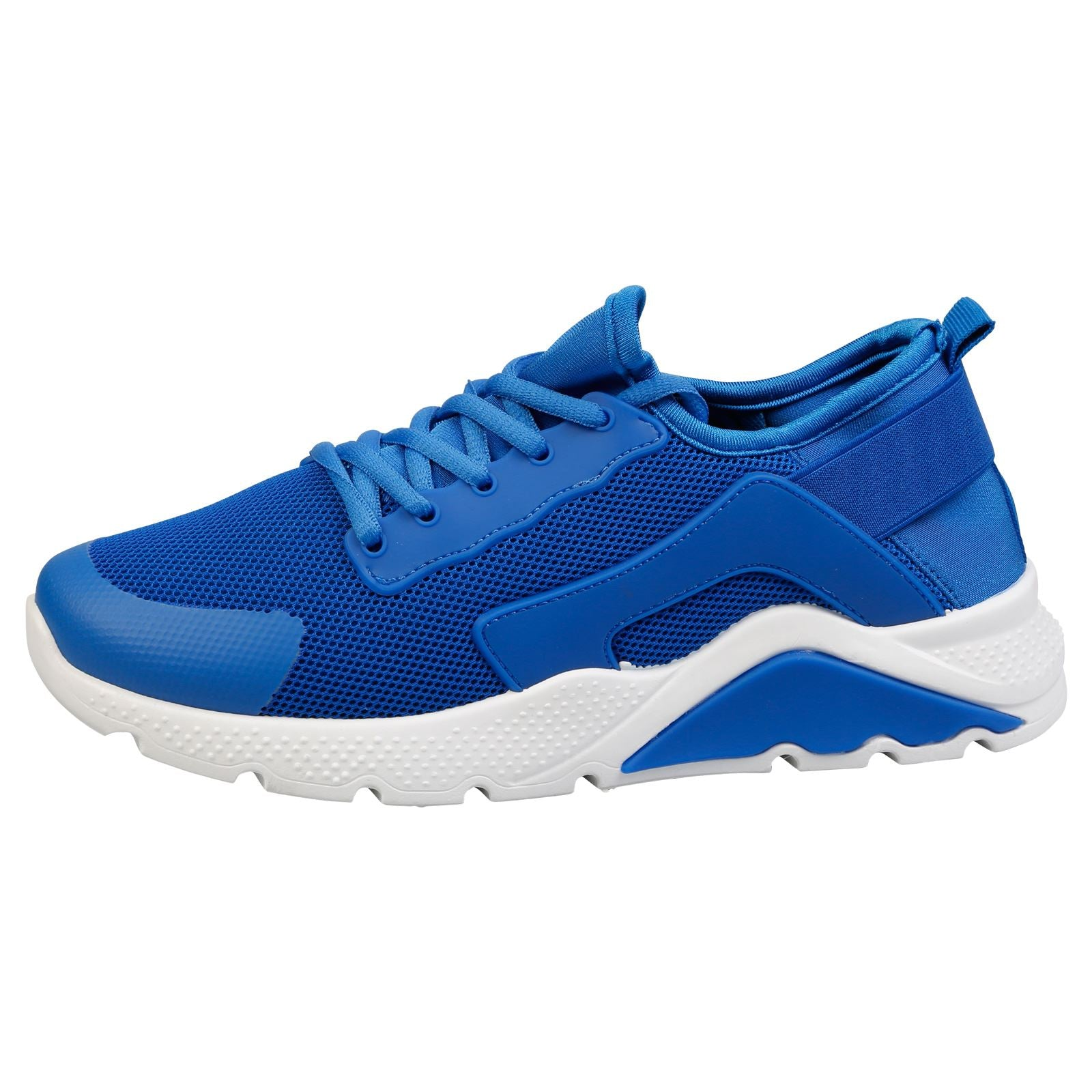 Tammy Lace Up Trainers in Blue