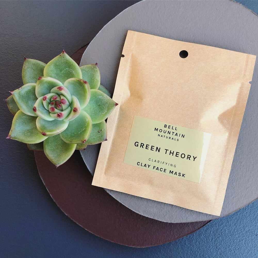 Green Theory Clay Mask, Sample Size