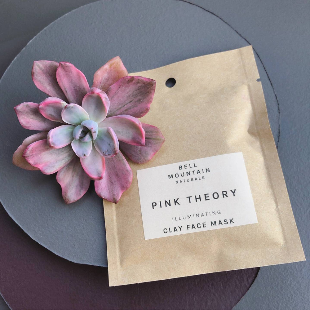 Pink Theory Clay Mask, Sample Size