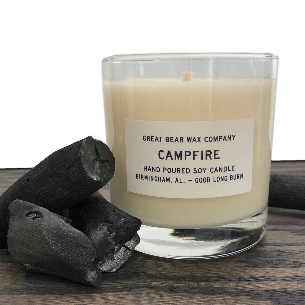Campfire Candle (by Great Bear Wax Co.)
