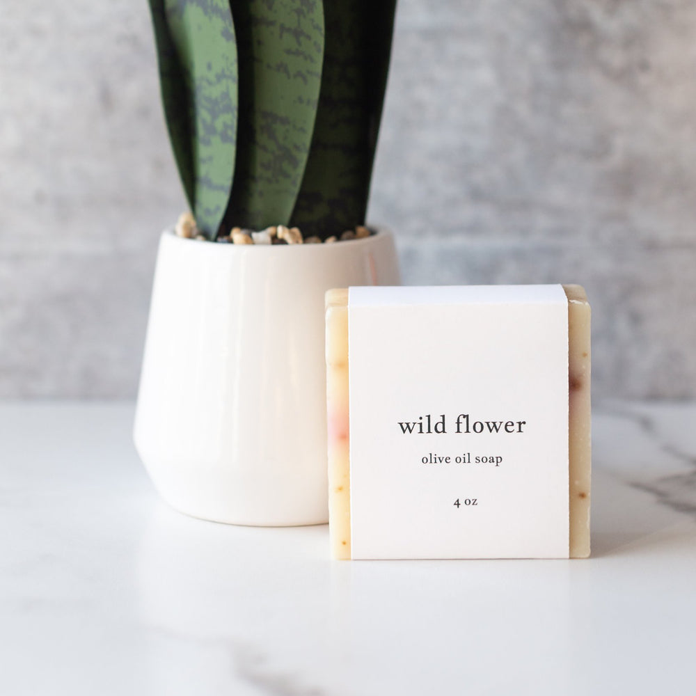 Wildflower Handcrafted Soap (by Roote)