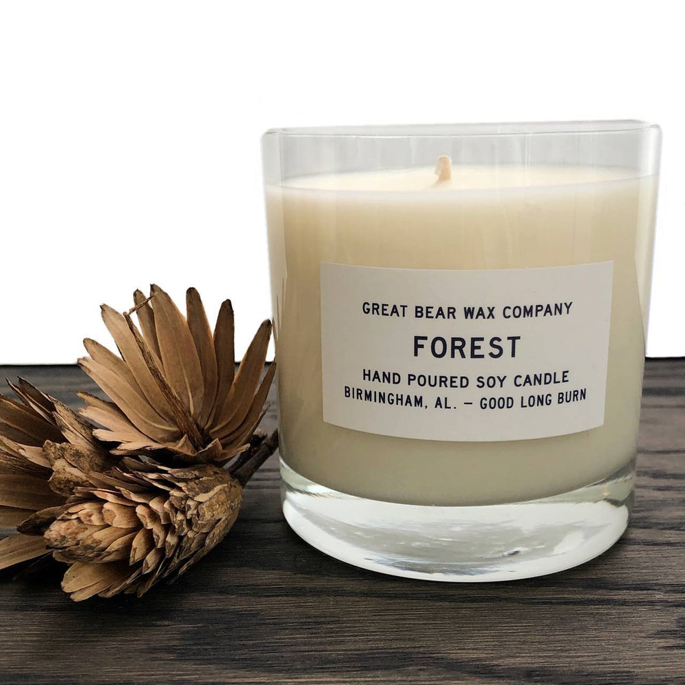 Forest Candle (by Great Bear Wax Co.)
