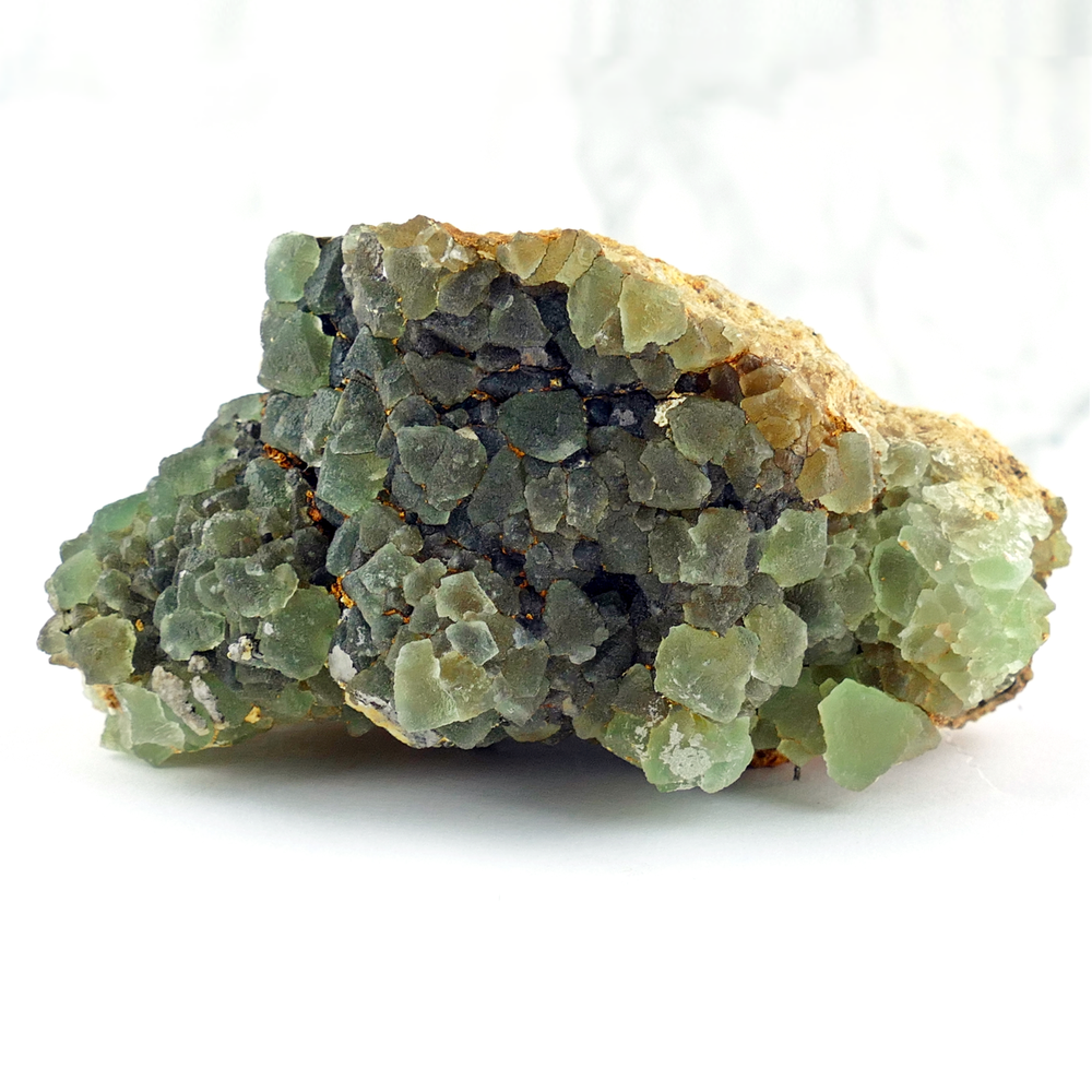 Rare, Raw, Natural Green Fluorite