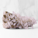 Milky Quartz with Chalcopyrite