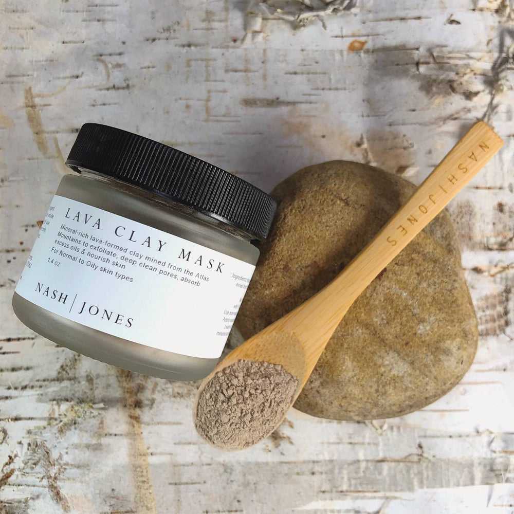 Lava Clay Mask (by Nash + Jones)