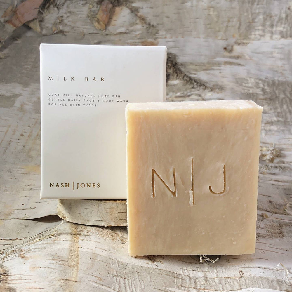 Milk Bar Soap, Unscented (by Nash + Jones)