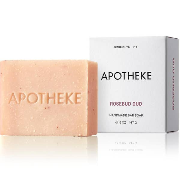 COMING SOON! Rosebud Oud Bar Soap (by Apotheke)