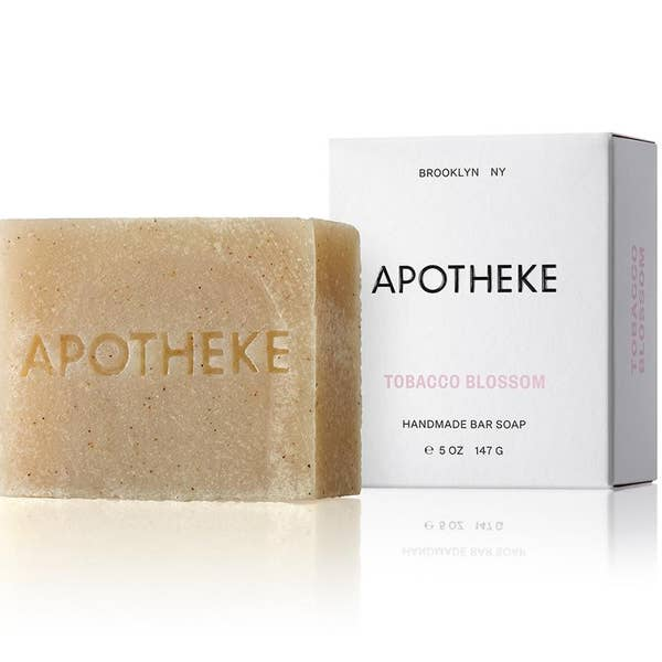 Tobacco Blossom Bar Soap (by Apotheke)
