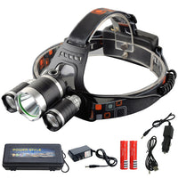 10000 Lumen Head Lamp