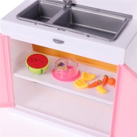 Plastic Kitchenware Playing House