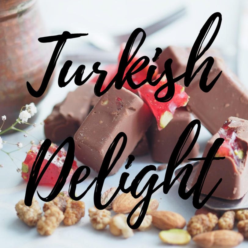 Turkish Delight Candle