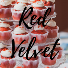 Load image into Gallery viewer, Red Velvet Candle