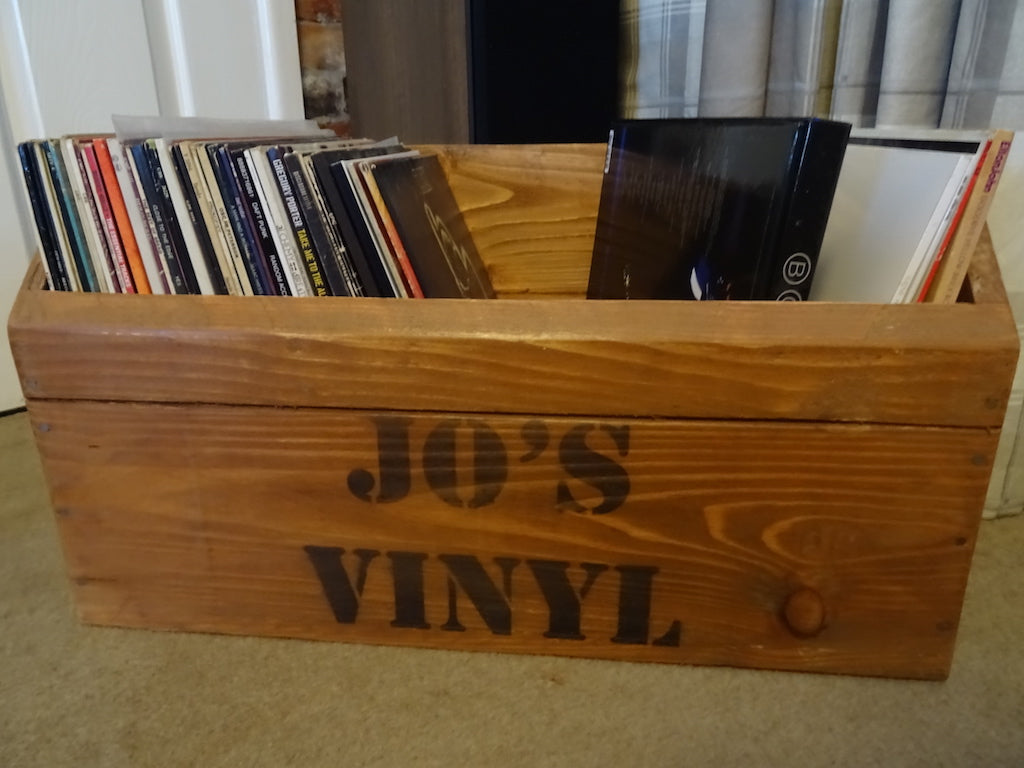 Vinyl Record Storage Furniture The Duchy Box Company