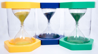 SE283 - Giant Sand Timers (Set of 3)