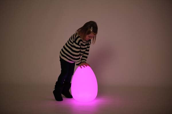 SE200 - LED Coloured Light Egg