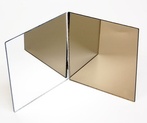 Acrylic Sheet Mirror Panels - Per M2