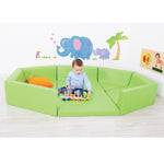 Playpen Soft Play Set