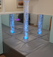 Bubble Tube Plinth Seats