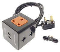 SE849 - Cube Power and USB Extension Cable