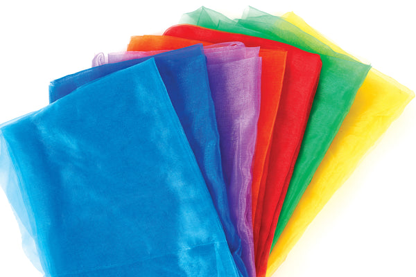 Crystal Organza Rainbow Pack