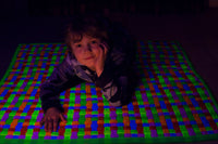 Large UV Ripple Mat