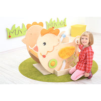 Chicken Play Stand