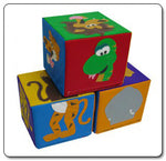 Soft Play Animal Blocks