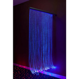 SE194 - Fibre Optic Curtain with built in LED Lightsource and Remote