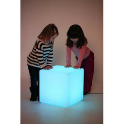 SE203 - LED Coloured Light Cube