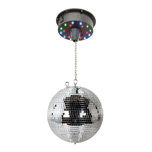 30cm Mirror Ball and Rotator