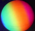 Inflatable UV Ball and Pump