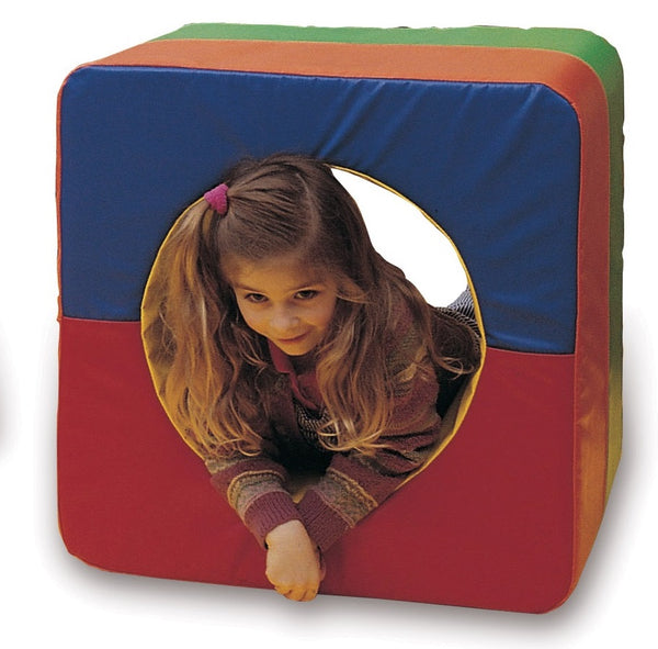 PE016 - Soft Play Hollow Cube