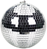 20cm Mirror Ball and Rotator