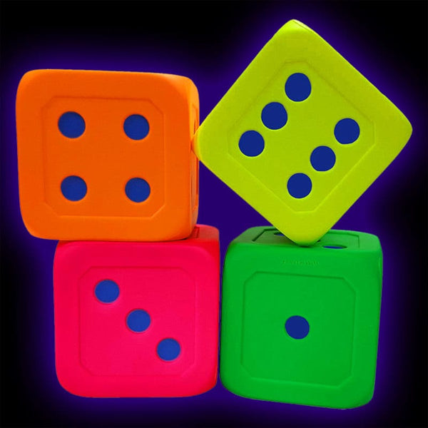 SE861 - UV Foam Dice