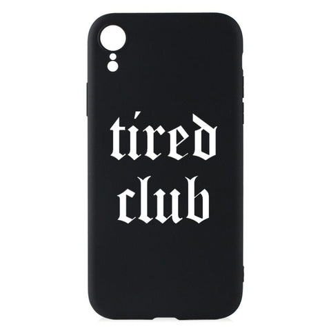 Tired Girl Club - Long Sleeve