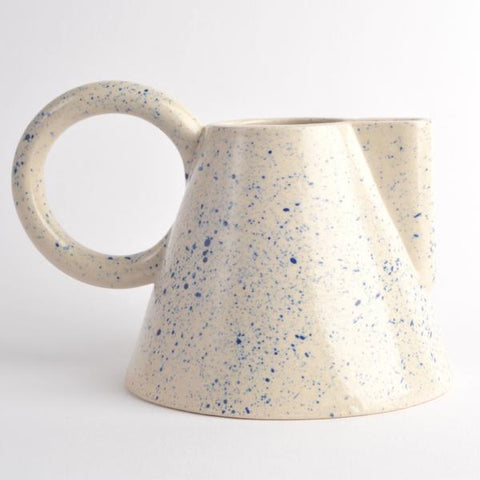 CERAMIC SPLATTER JUG