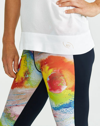 Steffi Capri Leggings