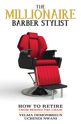The Millionaire Barber Stylist Book (Paperback)
