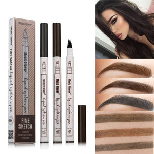 Microblading Eyebrow Pen - Waterproof Eyebrow Microblading Pen - LIMITED TIME FREE SHIPPING