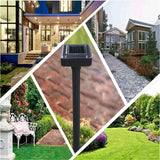 New Outdoor Garden Solar Powered Mole/Snake/Mouse/Pest Repeller