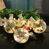 New Style Christmas Tree Decorations Baubles