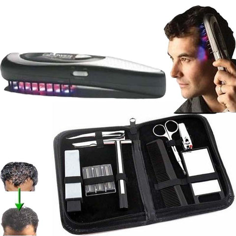 Power Grow Best Laser Treatment Comb Kit For Hair Loss & Regrowth