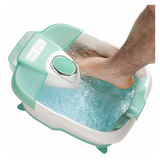 Conair Massaging Foot Spa With Bubbles, Heat & Pedicure Attachments